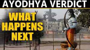 News video: Ayodhya verdict is delivered and now this is what happens next | Oneindia News