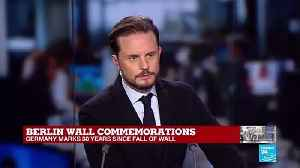 Berlin Wall commemorations: What are Europe's challenges today? [Video]
