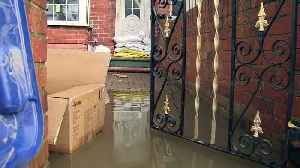 Residents in Doncaster protect their homes from flooding [Video]