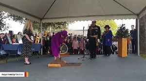 Queen Just Put Something Inside A Time Capsule [Video]