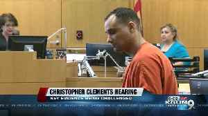 Tucson Child Murders: Clements a suspect more than a year before charges [Video]