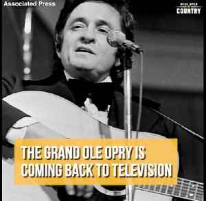 Grand Ole Opry Is Coming Back To Television [Video]