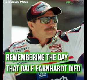 Remembering the Day That Dale Earnhardt Died [Video]