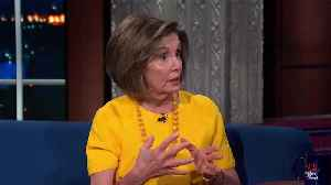"News video: Pelosi Says She ""Prayed"" For America After Finding Out About Trump Ukraine Call"