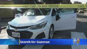 Driver Shot In Possible Road Rage Incident In West Adams [Video]