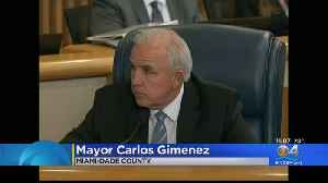Miami-Dade Mayor Vetoes Resolution That Would Have Put Brakes On Formula 1 [Video]