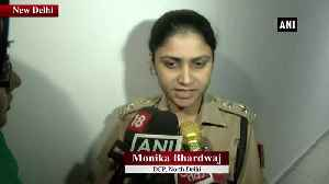 Tis Hazari incident 'I will give my version during judicial inquiry says DCP Monica Bhardwaj [Video]
