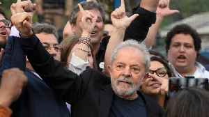 News video: Brazil's ex-President Lula freed from prison