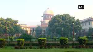 News video: Ayodhya verdict Court must accept faith and accept belief of worshippers says CJI