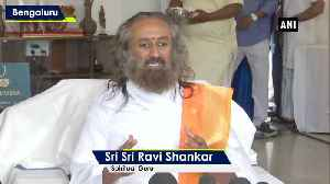 Ayodhya verdict has done justice to both communities Sri Sri Ravi Shankar [Video]
