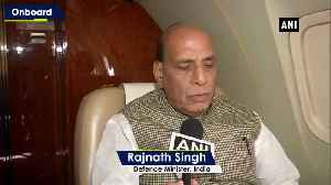 'It's a historic and landmark judgement' Rajnath Singh on Ayodhya verdict [Video]