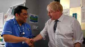 Brexit: Johnson promises doctors and nurses 'fast-track NHS visa' [Video]