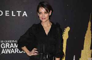 Katie Holmes enjoys exercising with her daughter [Video]