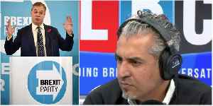 Ex-Labour councillor tells Maajid Nawaz she'll vote Tory if they form pact with Nigel Farage [Video]