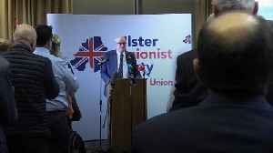 UUP's new leader Steve Aiken calls on party to dismiss Boris Johnson's 'sell-out deal' [Video]
