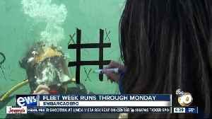 Fleet Week brings military experiences to San Diego [Video]