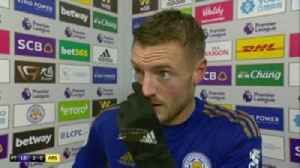 Vardy: I'm in form of my life [Video]