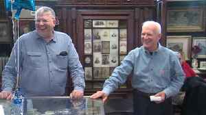 Four awarded at health facility hall of fame ceremony  Clay Co. Historical Society hosts meet and g [Video]