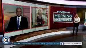 Friday Morning Sprint [Video]