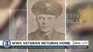 News video: World War II veteran's remains identified using DNA, returned to Beloit