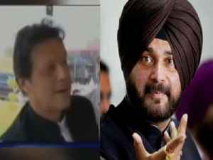 Imran Khan calls Navjot Singh Sidhu 'our sidhu', video goes viral | OneIndia News [Video]