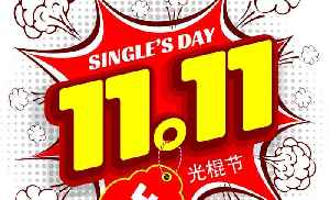 Alibaba's Singles' Day Sales Hit $13 Billion In First Hour [Video]