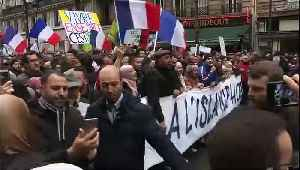 Paris march against Islamophobia divides the left and draws government criticism