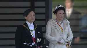 News video: Japan emperor to greet public in parade marking enthronement