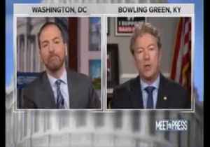 News video: Rand Paul: If Trump Can't Call Hunter Biden, Whistleblower to Testify Impeachment Is a 'Sham'