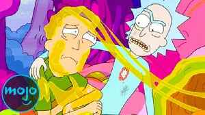 Top 10 Funniest Rick and Morty Running Gags [Video]