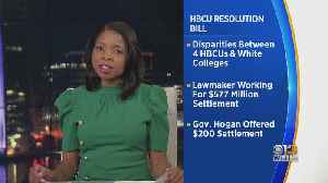 Historically Black Colleges Vs The State Of Maryland [Video]