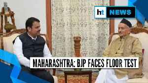 Maharashtra: Governor invites BJP to form govt amid Shiv Sena's wrangling [Video]