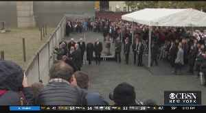30th Anniversary Of The Fall Of The Berlin Wall [Video]