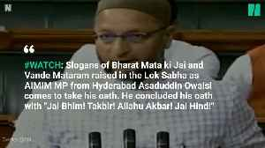 All you need to know about Asaduddin Owaisi [Video]
