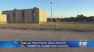 15-Year-Old Found Shot Dead Outside Dallas Elementary School, Police Investigating [Video]
