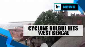 At least 2 dead as Cyclone Bulbul hits West Bengal [Video]