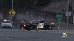 1 Dead In Officer-Involved Shooting During Traffic Stop On Hwy. 85 In Saratoga [Video]