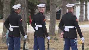 United States Marine Corps Celebrating 244th Birthday [Video]