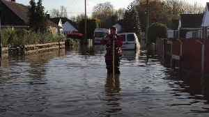 Fishlake near Doncaster remains under 3ft of water [Video]