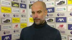 News video: Pep: We showed why we are champions