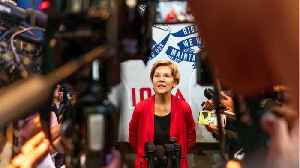 Elizabeth Warren: From Nearly Broke Midwestern A Top Democratic Candidate