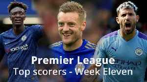 Premier League top scorer [Video]