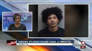 News video: Missing Clark Atlanta University student found dead, 2 arrested