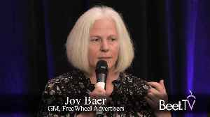 Future TV Ads Are Converging: Amobee, FreeWheel, Zenith Execs Discuss [Video]