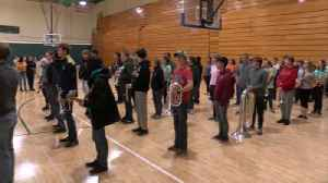 Area schools prepare for state marching band finals [Video]