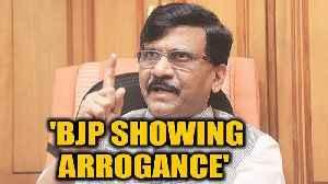 Maharashtra deadlock: Shiv Sena MP Sanjay Raut hits out at BJP | Oneindia News [Video]