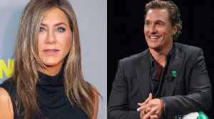 Jennifer Aniston offers Matthew McConaughey Instagram advice [Video]