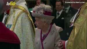 The Queen is Apparently a Fan of This Royal [Video]