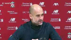 'It wasn't sarcastic' Pep Guardiola on VAR and Michael Oliver after crucial loss to Liverpool [Video]