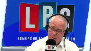 """Eddie Mair asks Nigel Farage why he's supporting a deal he """"despises"""" [Video]"""